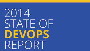 2014 State of DevOps Report cover
