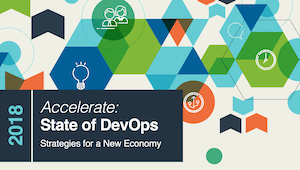 2018 State of DevOps Report cover
